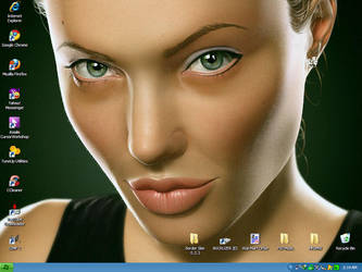January 2010 Desktop by GentlemanGezzy