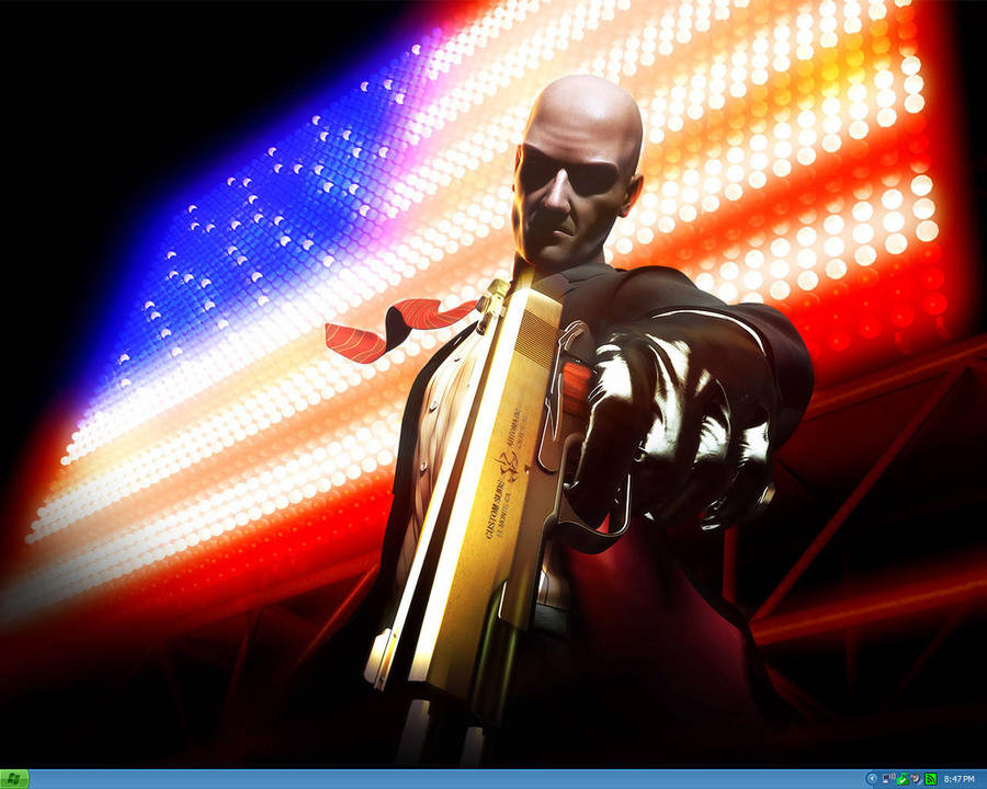 May 2010 Desktop by GentlemanGezzy