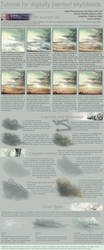 Tutorial: Painting Sky in PS by ToySkunk