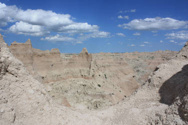 Window to the Badlands by Rochedhel