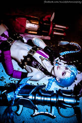 LEAGUE OF LEGENDS: Get Jinxed by 06TATTO