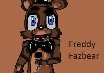 Freddy Fazbear by MuffinswithPepper