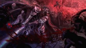 Berserk Fanart by Daidus
