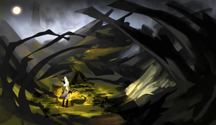 Landscape 1 by Daidus