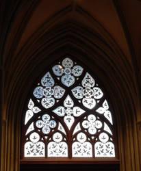 church window by clandestine-stock