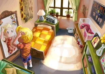 Room Lucas by J-Stein