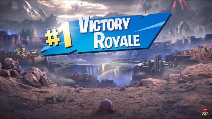 Smash Bros Ultimate Victory Royale by DelightfulDiamond7