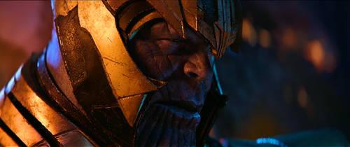 Thanos by hackstermatrix