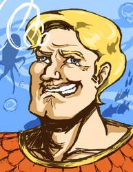 durdurhurrrhurrrrr Aquaman by fascinategirl