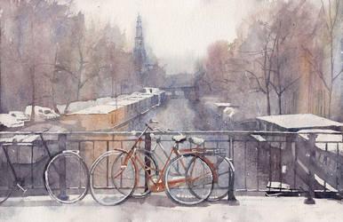 Amsterdam by yelou