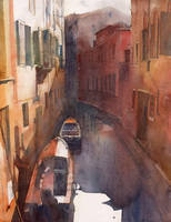 Venezia in Red by yelou