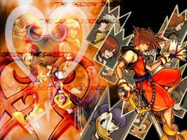 Kingdom Hearts Ultimate BG by Bluerecon
