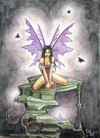 Dark Mystic by LiquidFaeStudios