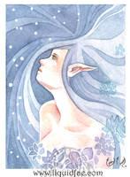 Winter Veil by LiquidFaeStudios