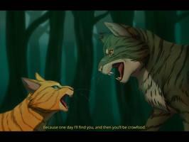 Tigerthot vs fireboi by Rexiehh