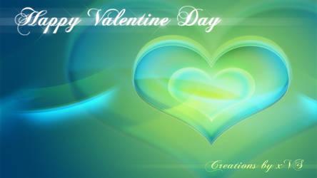 Valentine day by xvsvinay
