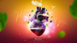 Valentine by xvsvinay