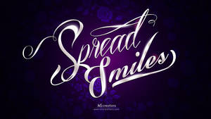 Spread Smiles by xvsvinay