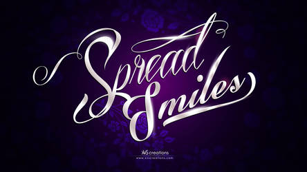Spread Smiles by xvsvinay