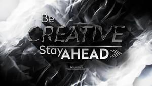 Be Creative by xvsvinay