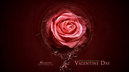 Happy Valentine Day by xvsvinay