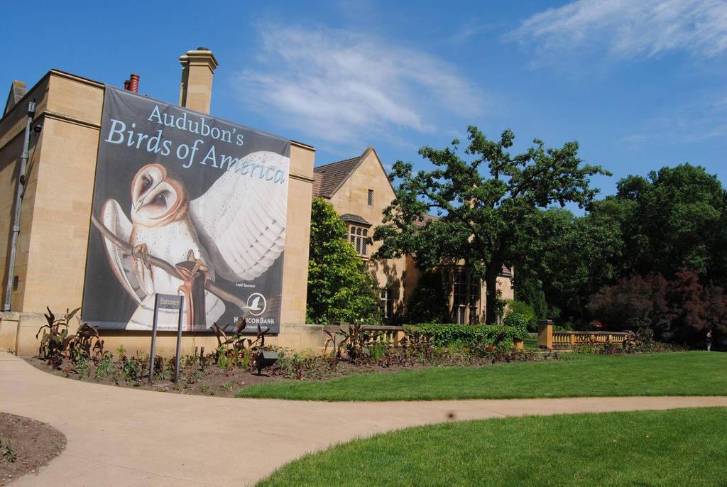 2016-06-12 Paine Art Center by charliemarlowe