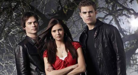 The Vampire Diaries by sunsh1n3g1rl