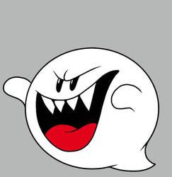 Boo by TheKingOfScares