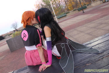 Ren and Nora - RWBY Volume 4 by XCreepyXAnimeXFreakX