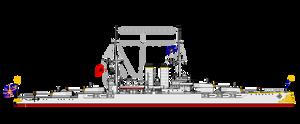RHS Vassilikos Aetos (Rigging Plan) by AdmiralMichalis