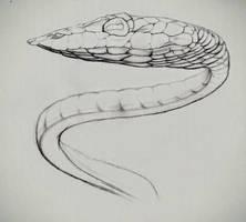 Vine Snake by Luna-Tech-art