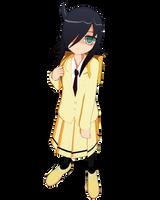 Kuroki Tomoko by tomoP