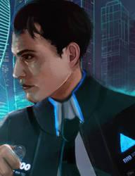 Connor by icingxcs