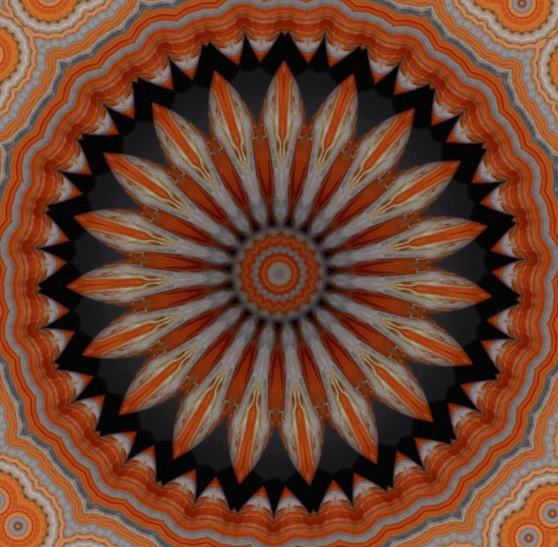 Kaleidoscope1 by Mariagat