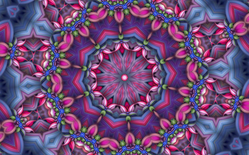 Kaleidoscope2 by Mariagat