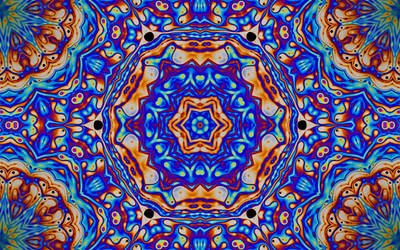 Kaleidoscope4 by Mariagat