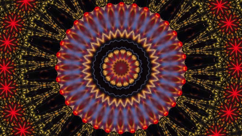 Kaleidoscope9 by Mariagat