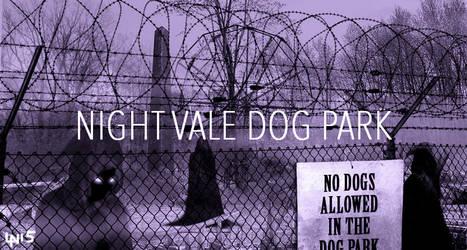 The Dog Park by bigteamug