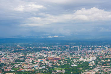 Chiang Mai, Thailand_1 by Dieprince