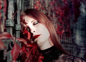 miladywitch by LostCaradelNeil