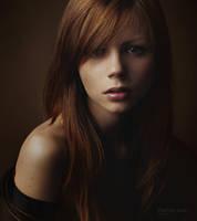 portrait by DmitryAgeev