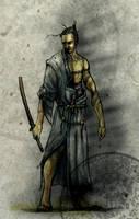 samurai style test by mr-nick