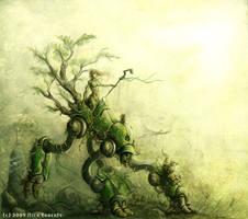 Green Stalker by mr-nick