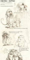 Fairytale Critters by mr-nick
