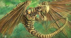 Rust Raptor by mr-nick