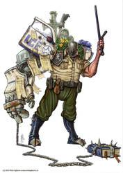 Enforcer by mr-nick