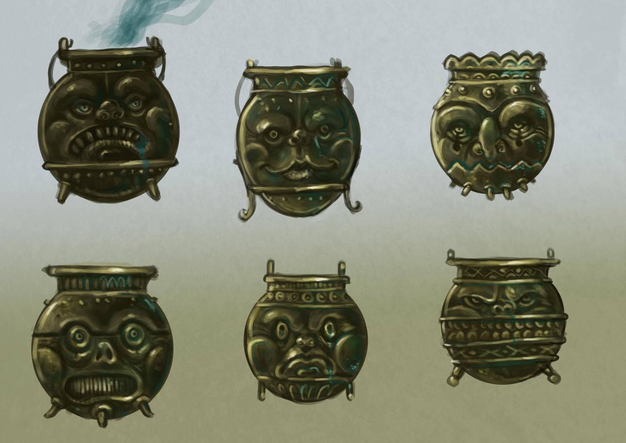 cauldron ideas by mr-nick