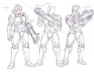 Ancient Human Forces 61 by LordArcheronVolistad