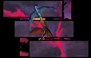 Red Skies by TheBlack-Arrow