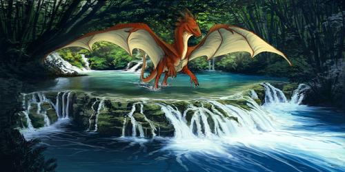 Pure Water Run by TheBlack-Arrow